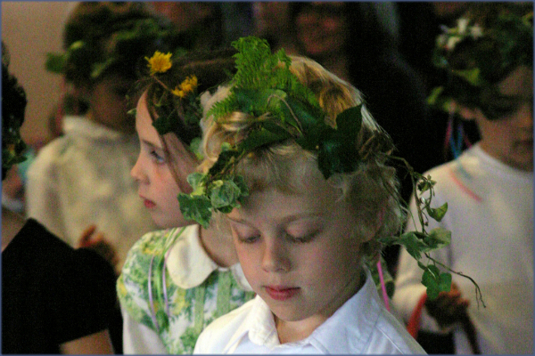 Vancouver Waldorf School | May Day