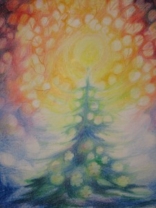 Vancouver Waldorf School | Christmastide | Holiday Tree