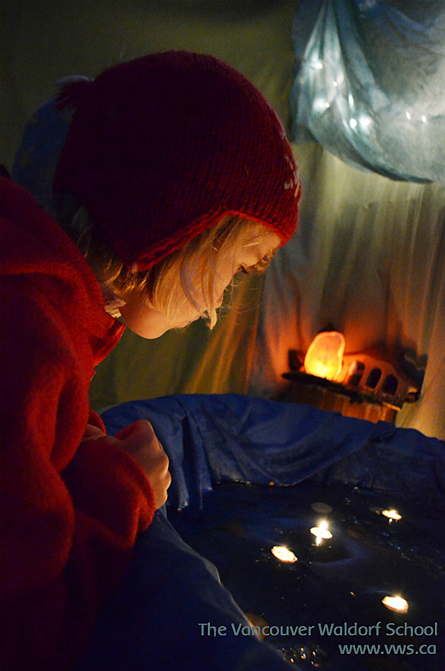 Vancouver Waldorf School - 2nd Candle of Advent