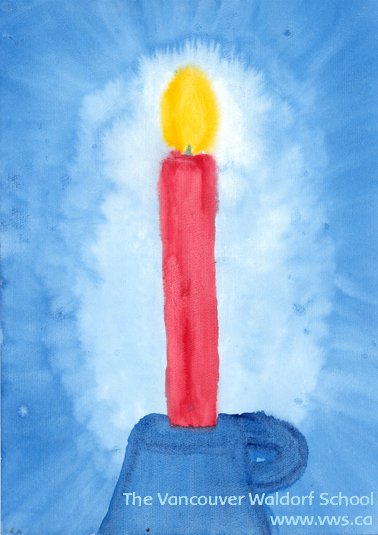 Vancouver Waldorf School - Fourth Candle of Advent
