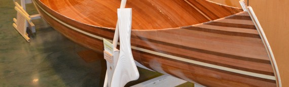 VWS Canoe Building Project
