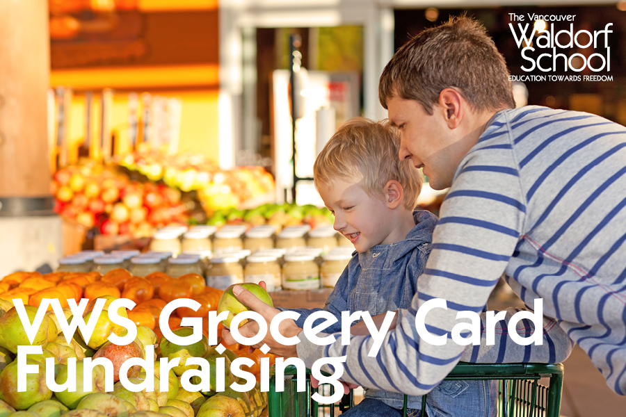 VWS Grocery Card Fundraising Program