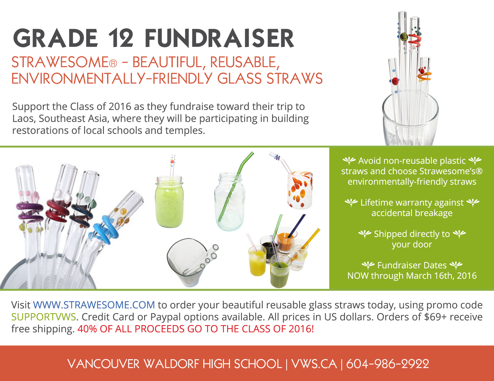 Glass Straw HS FundraiserV2