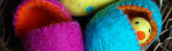 Felted Egg Workshop