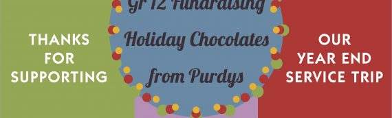 Holiday Purdys Chocolates