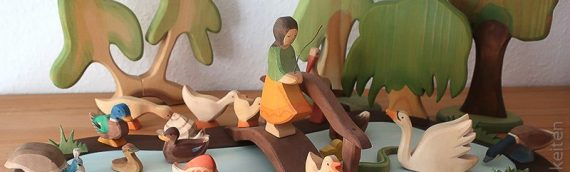 Ostheimer Wooden Toys at the Red Door Store
