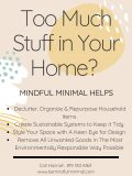 Mindful Minimal – Home Decluttering, Organizing & Styling Servce