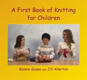 First Book of Knitting Cover Page